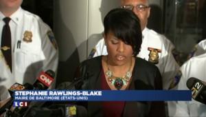 Baltimore : le procès d'un policier pour le meurtre d'un jeune Noir annulé