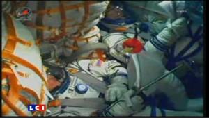Décollage réussi pour Soyouz, direction l'ISS