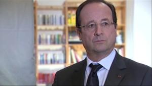 Florange : Hollande se porte garant des engagements de Mittal