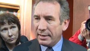 François Bayrou à Bruxelles