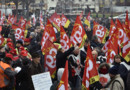 Manifestations grève syndicats CGT