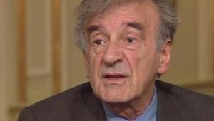 TF1/LCI - Le romancier et prix Nobel de la paix Elie Wiesel