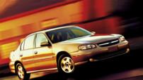 Chevrolet Malibu millésime 2000, grande berline vendue sur le marché nord-américain
