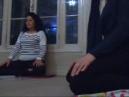 Le 20 heures du 29 janvier 2015 : Méditation, ils veulent atteindre la paix intérieure - 1768.849