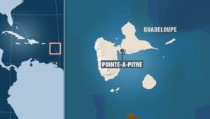 Pointe-à-Pitre en Guadeloupe