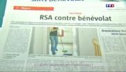 Dans le Haut-Rhin, du bénévolat pour toucher le RSA