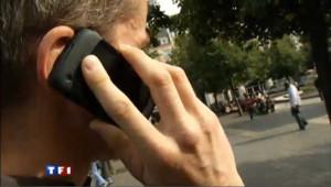 Ds amendes pour ceux qui téléphonent dans la rue?
