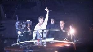 Jean-Michel Jarre en Angleterre : pour créer une académie de musique ?
