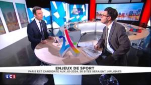 """JO 2024 : Paris """"capitalise sur l'ensemble de ses sites déjà construits"""""""