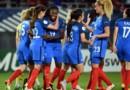 L'équipe de France féminine s'est imposée facilement face à l'Ukraine (4-0).