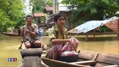 Mousson meurtrière en Asie : des villages birmans entiers coupés du monde