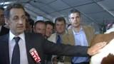 Le coup de charme de Sarkozy aux agriculteurs