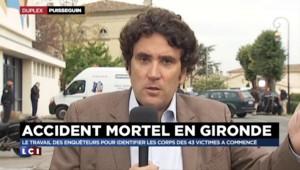"""Accident en Gironde : la polémique sur la dangerosité des routes """"n'avait aucune raison d'être"""""""
