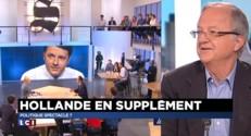 """Hollande sur Canal+ : """"Ce qui m'a frappé c'est qu'ils n'ont parlé que de religion à l'école"""""""