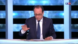 """Hollande sur TF1 : l'assassinat d'Hervé Gourdel, """"pire jour de mon quinquennat"""""""