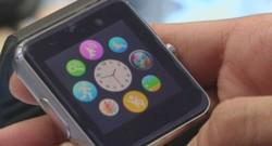 La fausse Apple Watch vendue en Chine.