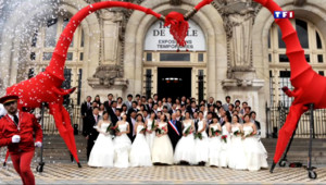 Le 20 heures du 7 avril 2015 : RAPPEL AFFAIRE MARIAGES CHINOIS - 261.822