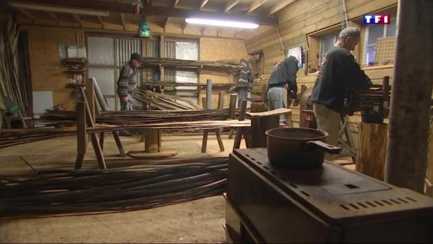 Les métiers méconnus (2/5) : les feuillardiers