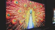 ultra HD télévision télé TV las vegas