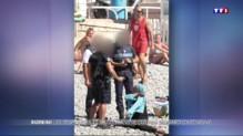 Arrêté anti-burkini : à Nice, la polémique enfle autour d'une femme voilée verbalisée