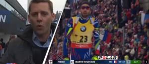 Biathlon : 4e titre mondial en 4 courses, Martin Fourcade en route pour un grand chelem inédit ?