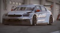 Citroën C-Elysée de Sébastien Loeb