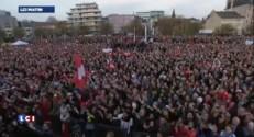 Coupe Davis : Les Suisses font la fête à Lausanne