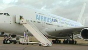 Fin du vol d'essai d'un A380 utilisant du GTL (1er février 2008)