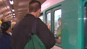 greve usagers metro
