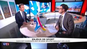 """JO 2024 à Paris : """"Les Jeux s'auto-financent, pas d'argent public"""""""