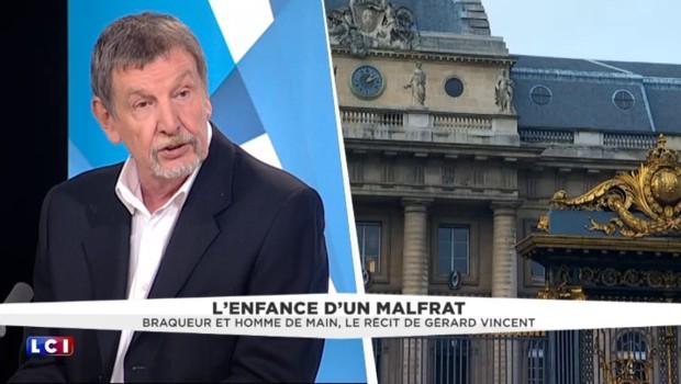 L'ancien braqueur Gérard Vincent raconte dans un livre l'acharnement d'un juge à son égard