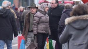 Le 13 heures du 6 janvier 2015 : Les Français, optimistes ou pas ? - 591.521