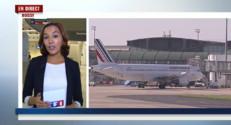 """Le 20 heures du 16 septembre 2014 : Gr� �ir France : """"Pas de grands changements pr�s"""" - 1797.668"""