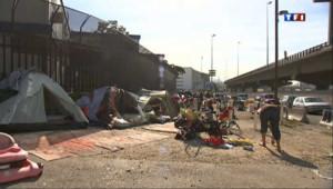 Marseille : des habitants font fuir des roms