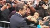 """Sarkozy annonce un """"très grand rassemblement le 1er mai"""" autour du travail"""