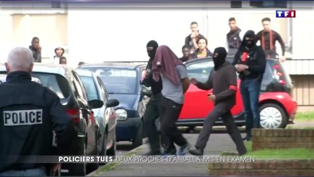 Couple de policiers assassinés : deux proches d'Abballa dans le viseur des enquêteurs