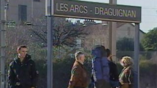 Gare les Arcs