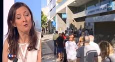 """Juppé sur la Grèce : """"La droite se trompe de message"""" dit la députée PS Berger"""