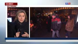 """Le 20 heures du 27 février 2014 : Ukraine : """"S'il le faut, les Ukrainiens irons refaire la r�lution"""" - 243.549"""