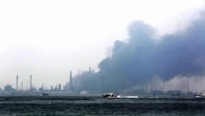 Singapour : une des plus grandes raffineries du monde en flammes