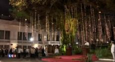 Climat : Hollande et Aquino lancent l'Appel de Manille pour la conférence de Paris