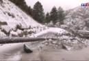 Intempéries : la Corse en pleine tempête