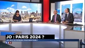 Jeux Olympiques 2024 : quels avantages pourraient tirer Paris en les organisant ?