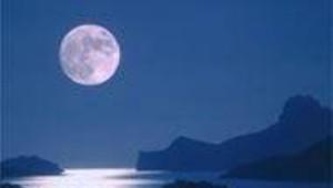 lune mer astronomie espace océan photomontage : Cyril Birnbaum / Ciel & Espace