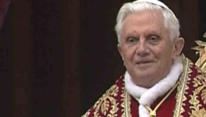 Pape Benoît XVI Vatican Noël Urbi et Orbi
