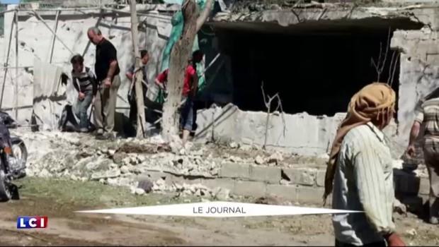 Syrie : au moins dix civils tués dans des frappes aériennes