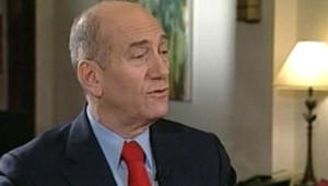 TF1/LCI : Ehud Olmert interviewé sur la chaîne de télévision allemande N24 Sat1
