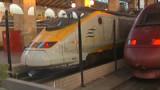 Un Eurostar sur deux jusqu'à dimanche entre Paris et Londres