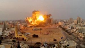 Bombardement à Gaza - 19/11/2012