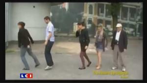 """""""En dansant à Auschwitz"""": une vidéo qui fait polémique"""